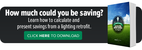 How to calculate HVAC energy savings from lighting: A step