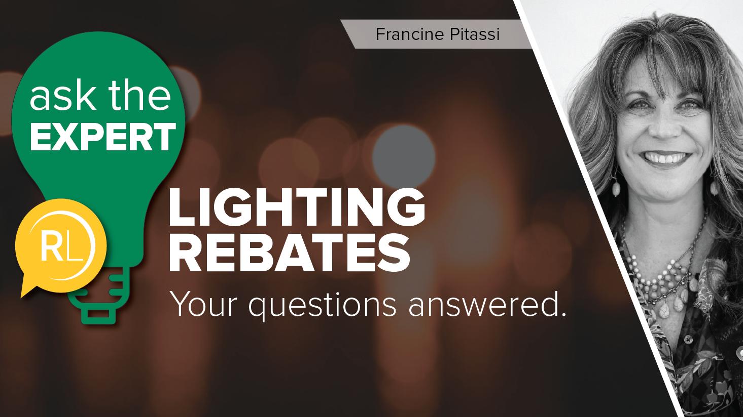 Ask-the-Expert-Series-LightingRebates-BlogHeader-FrancinePitassi