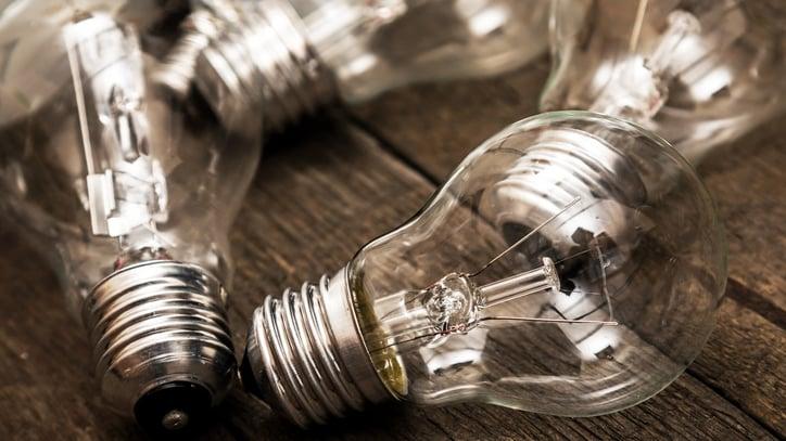 BLOG - incandescent bulb