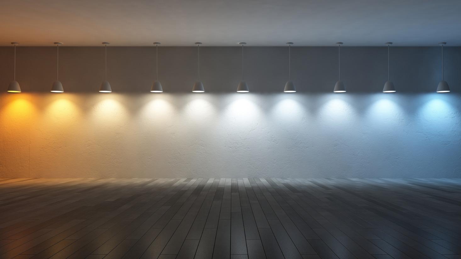 BLOG - selectable LEDs