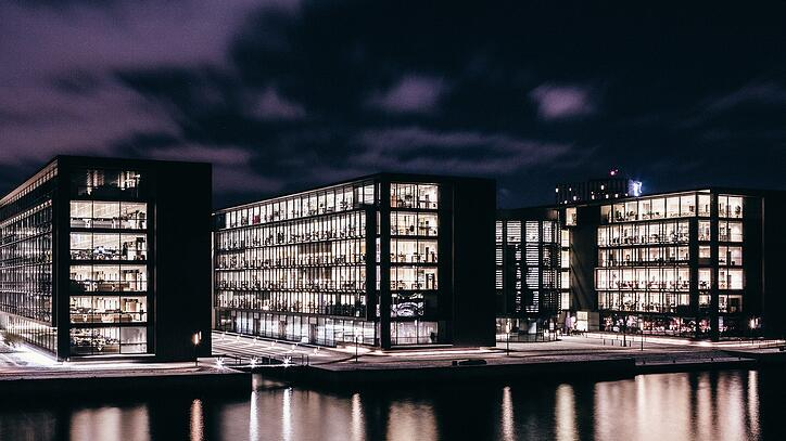 Five questions to ask if youre considering led lighting for your commercial office lightingg mozeypictures Image collections