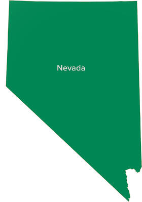 Nevada map-1