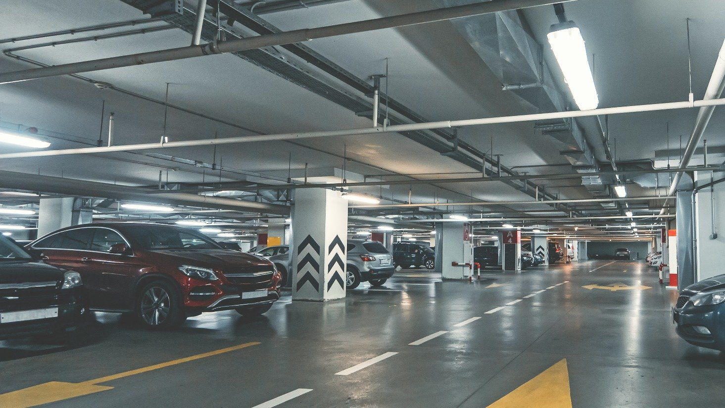 HID-LED-retrofit-parking-garage