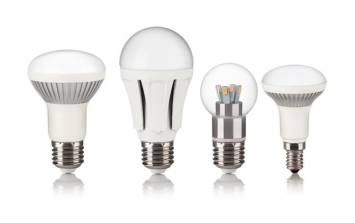 support image for Light emitting diode: What is LED? lamps/ bulbs article
