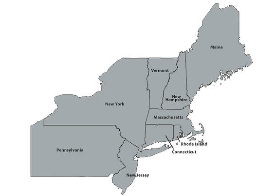 NE map-1
