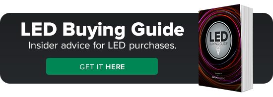 LED Buying Guide to find the best pricing and right specs for LED lighting products