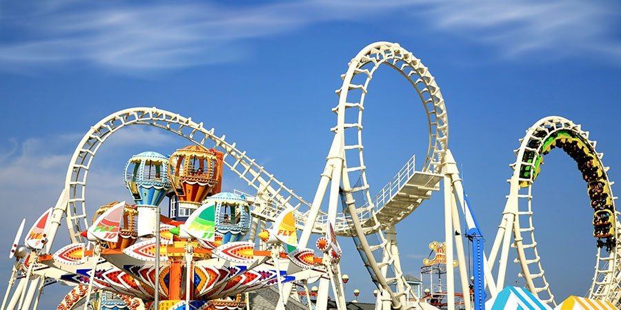 Visual-Rollercoaster
