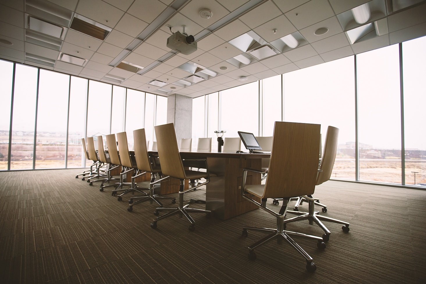 Where are the best places for linear LED in commercial offices?