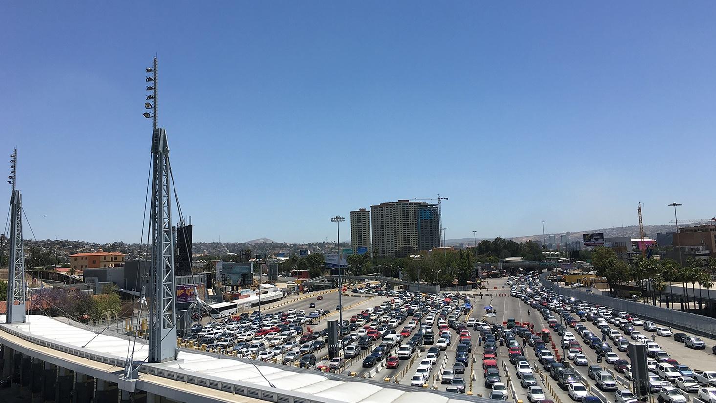 Regency works with US government to better illuminate San Ysidro-Tijuana border