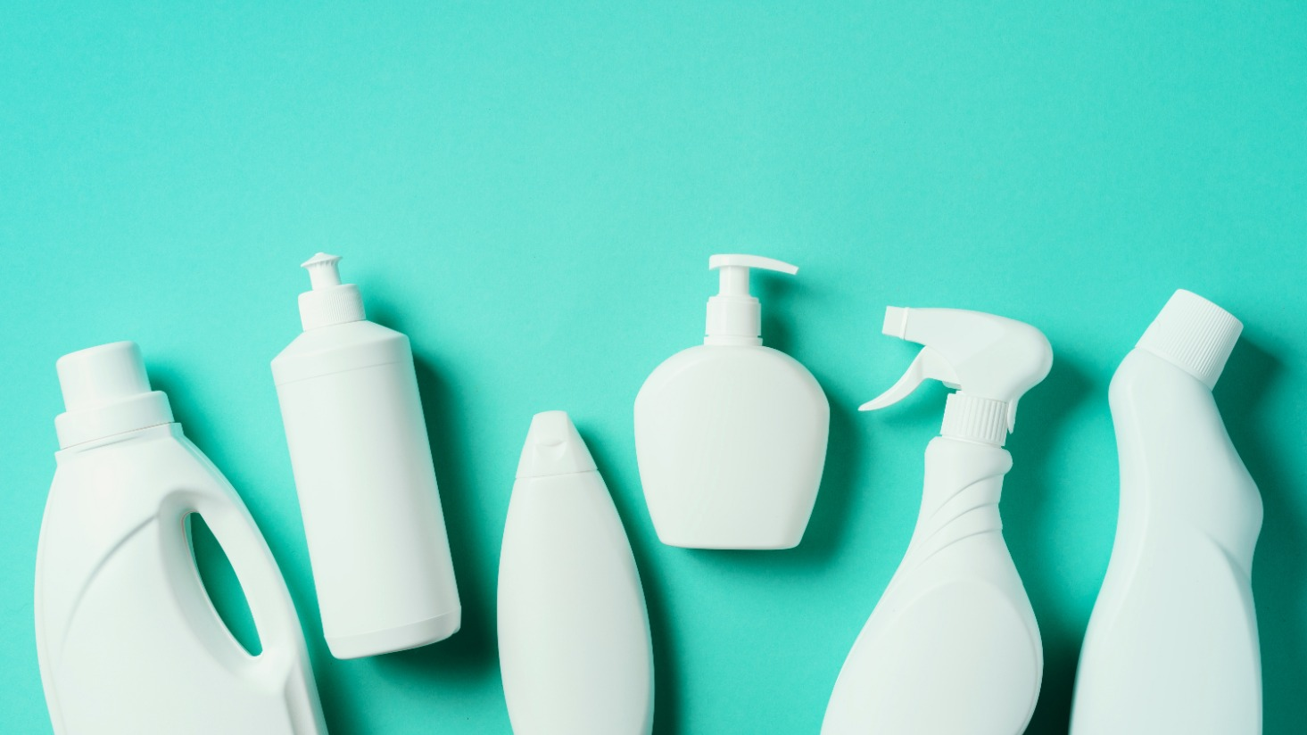 Are my cleaning and disinfection chemicals safe?