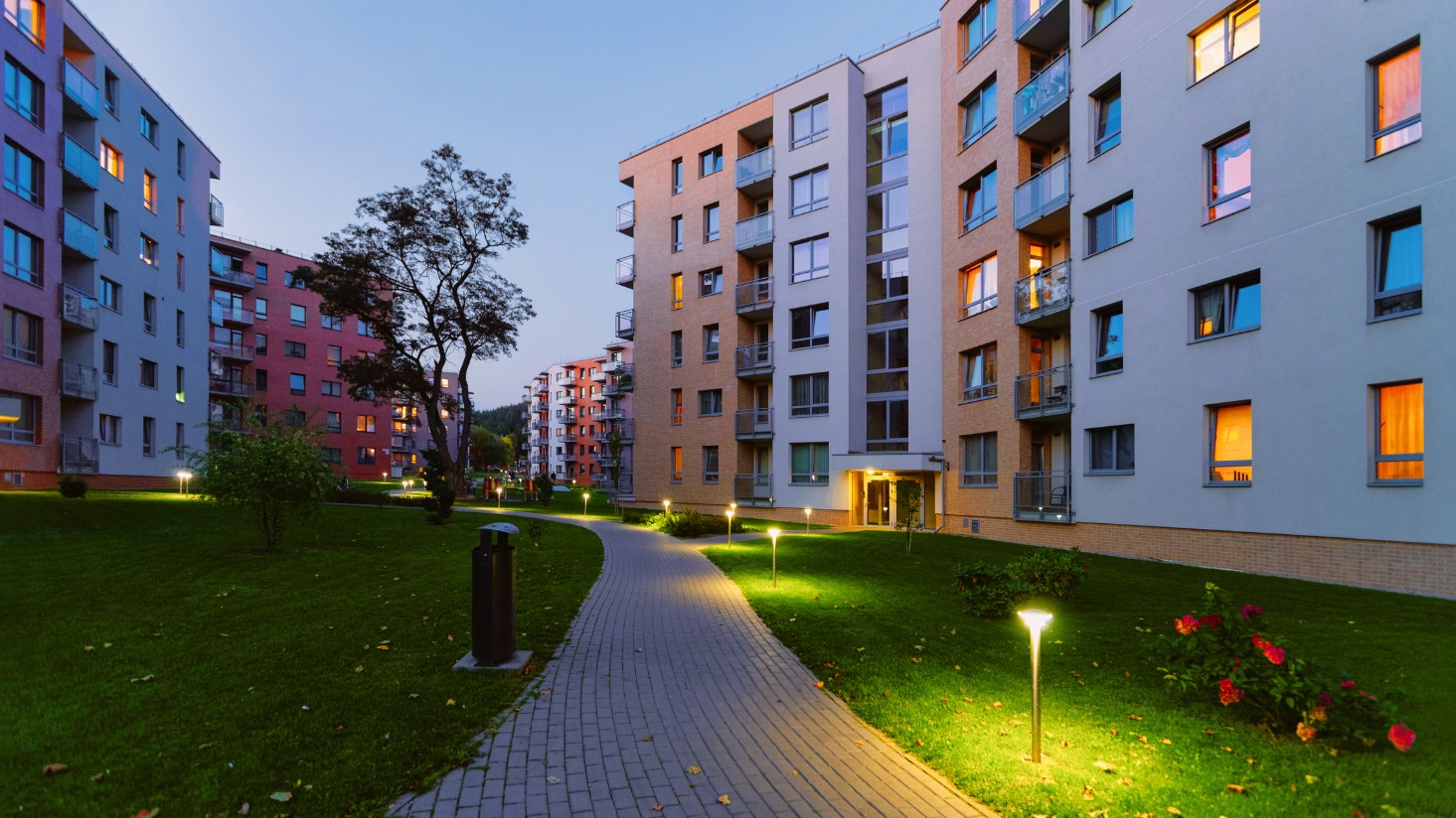 How to upgrade lighting for multifamily buildings